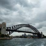 Harbour Bridge vom Boot aus