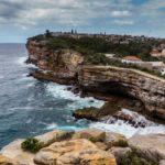 Ozeanküste von Sydney